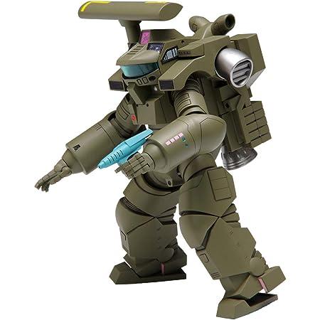 ウェーブ 機動歩兵 指揮官型 全高約11cm 1/20スケール プラモデル PS-012
