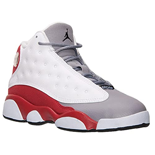69f518f4f210 Nike Air Jordan 13 Toddler Kids Retro White Red Cement Grey Black 414575