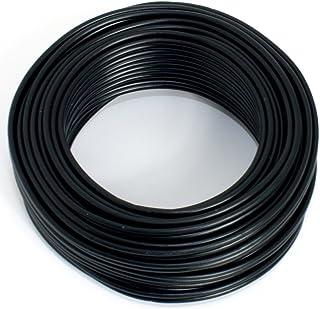 Lautsprecherkabel 2x0,75mm2   10m   schwarz   CCA   Audiokabel   Boxenkabel