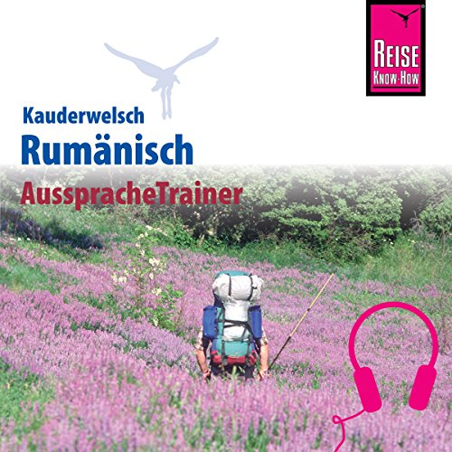 Rumänisch (Reise Know-How Kauderwelsch AusspracheTrainer) Titelbild