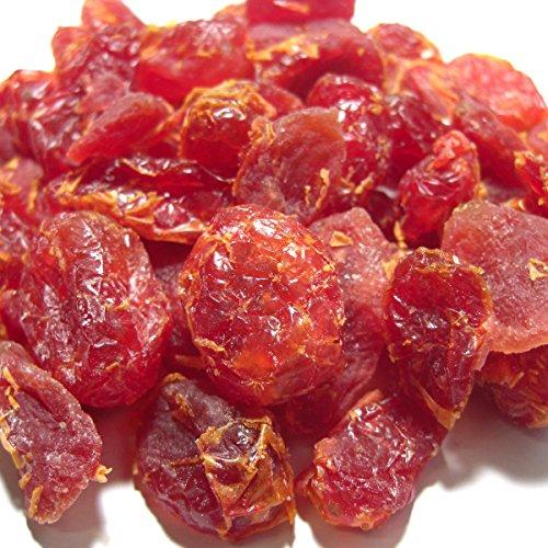 ドライ塩トマト - タイ産 ピンク岩塩使用 うま味が増す! (300g)