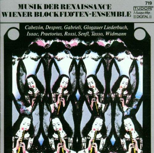 Blockflötenmusik der Renaissance
