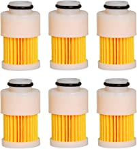 HIFROM Replacement Outboard Fuel Filter for 4 Stroke Yamaha Mercury 68V-24563-00-00 881540 18-7979 75-115 HP Engines - 6pcs