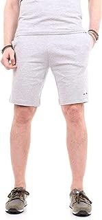 Le Coq Sportif Essential Regular Shorts For Men, Size Small Grey (30628)
