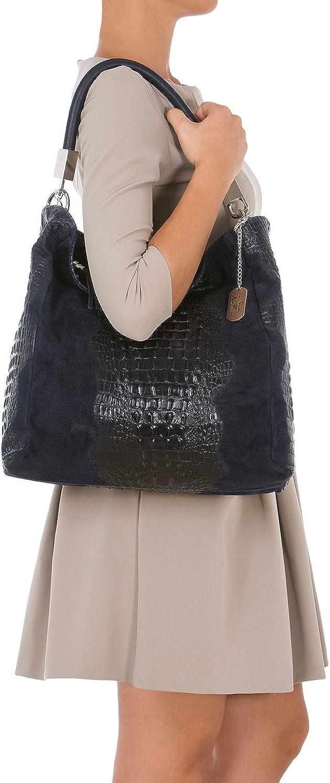 Anna Morellini Allessandra - 319 EUR - WB111073 - Femme - Sac A Main Bleu