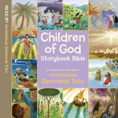 Children of God audiobook cover art