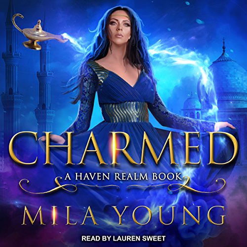 Charmed     Haven Realm Series, Book 2              By:                                                                                                                                 Mila Young                               Narrated by:                                                                                                                                 Lauren Sweet                      Length: 7 hrs and 12 mins     7 ratings     Overall 4.1