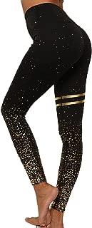 Women Yoga Leggings, High Waist Tummy Control, Sports Leggings Running Tights Training Pants Casual Trousers