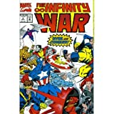 The Infinity War #2 : Etheral Revisionism (Marvel Comics)