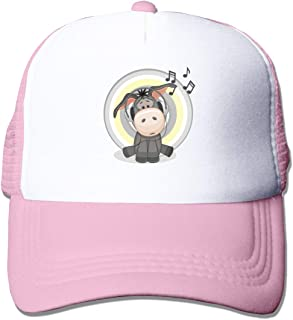 Mesh Sports Baseball Caps A Cow Print Adjustable Trucker Sun Hats for Running Outdoor