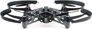 Parrot Minidrone Airborne Night SWAT, Nero