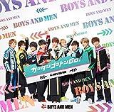 ガッタンゴットンGO!|BOYS AND MEN