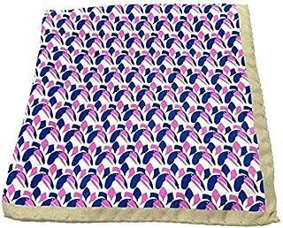 Errico Formicola Fazzoletto da taschino 100% seta mini toucan