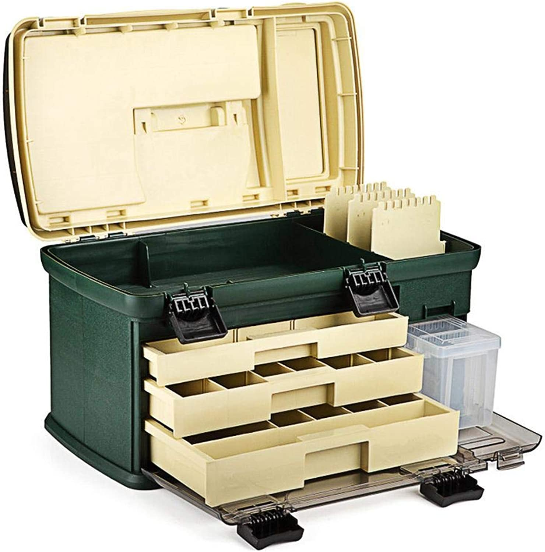 Heummyo Groe Angelausrüstung Box Storage Fishing Lures Tools Zubehr Container