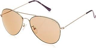 Kenneth Cole Unisex Aviator Sunglasses - 1279 32G - 57-16-140 mm