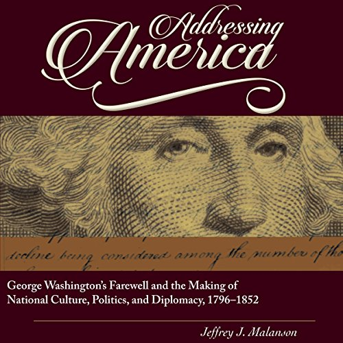 Addressing America audiobook cover art