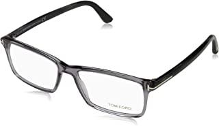 TOM FORD Men's TF 5408 Rectangular Eyeglasses 56mm