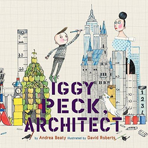 Iggy Peck, Architect cover art