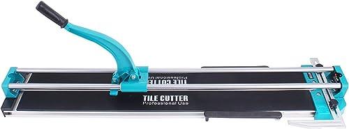 Mophorn Tile Cutter Manual 40 Inch Adjustable Laser Guide Tile Cutter Pro Heavy Duty Tile Cutter Machine for Preciser Cutting of Porcelain Ceramic Floor Tiles (40 Inch)