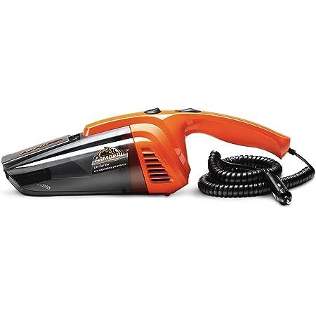 ArmorAll All AA12V1 0901 12V Car Wet/Dry Shop Vacuum, Orange