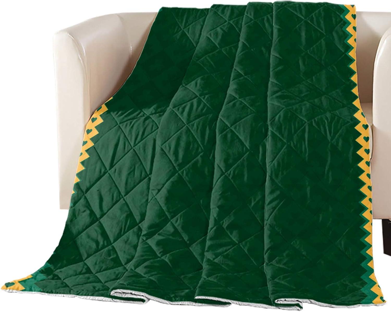 Down Alternative Reversible Comforter Lucky Patrick's 希少 Day Cl St. 新作販売