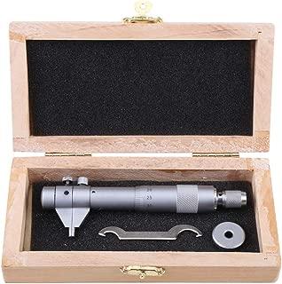 Meiyya Inside Micrometer,Hole Bore Internal Diameter Gage Gauge 5-30mm Range 0.01mm Precision