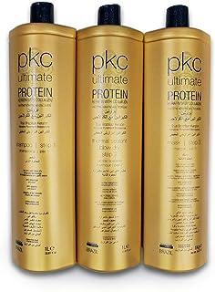 مجموعة فرد الشعر المتخصصة بي كي سي ألتيمات بروتين الكيراتين مع الكولاجين بروفيشينال