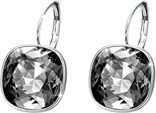 d59210f78 Xuping Fashion Beautiful Halloween Huggies Hoop Earrings Crystals from  Swarovski Women Girl Jewelry Cyber Monday Prime