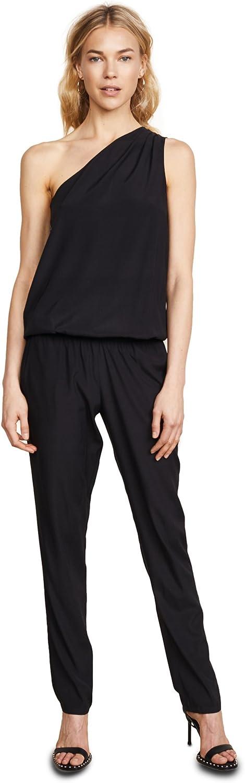 Ramy El Paso Mall Outlet SALE Brook Women's Lulu Jumpsuit One Shoulder