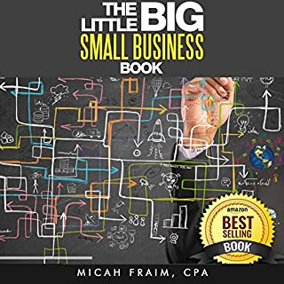 The Little Big Small Business Book                   By:                                                                                                                                 Micah Fraim                               Narrated by:                                                                                                                                 Sean Lenhart                      Length: 1 hr and 38 mins     Not rated yet     Overall 0.0