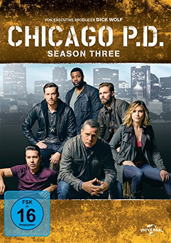Chicago P.D. - Season Three [6 DVDs]