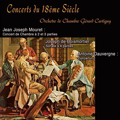Sonate à 4 paries op. 4 en sol bémol mineur (Presto)