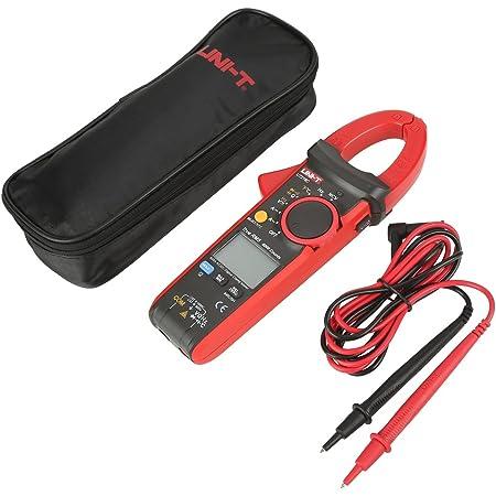 Uni T Ut216 Auto Bereich Digital Clamp Multimeter Ac Dc Spannung Strom Strommesszange Detektor Tester Ut216c Baumarkt