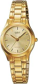 Casio General Ladies Watches Metal Fashion LTP-1275G-9ADF - WW
