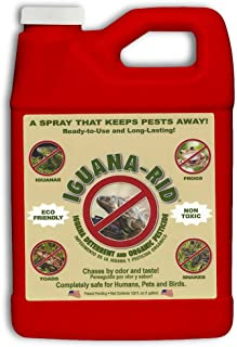 Iguana Rid Ready to Use Pest Control Refill Pack, 1-Gallon