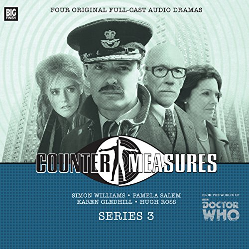 Counter-Measures Series 03 audiobook cover art