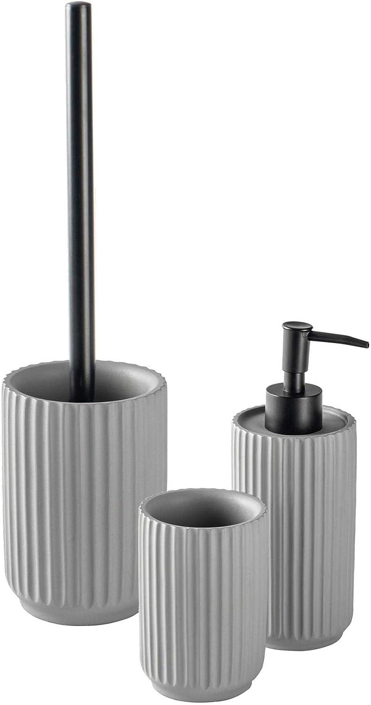 Harbour 2021 new Housewares 3pc Bathroom Accessories Soap Set Di Cheap mail order sales Liquid -