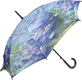 famous umbrella painting