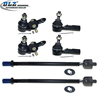 Left Right Front Lower Control Arm and Ball Joint Assembly Compatible Lexus ES300 ES330 RX330 RX350 RX400h Toyota Camry Avalon Highlander Driver Passenger Side AUQDD 2PCS K620333 K620334 Suspension