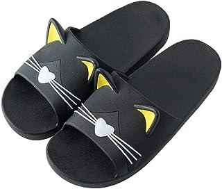 Zapatillas de Casa Hombre Mujer Niña Niño Zapatos de Estar por Casa Pantuflas de Playa y Piscina Verano