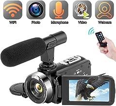 Camcorder 2.7K Video Camera,Vlogging Camera for YouTube...