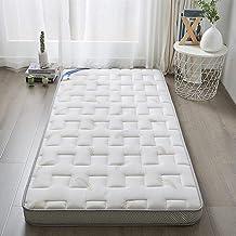 Student Dormitory Mattress,Breathable Futon Tatami Mattress Pad Foldable Thick Sleeping Pad,Full Size,Single,001,120 * 190cm