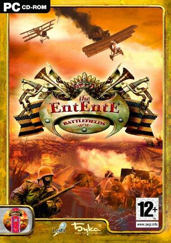 The EntEntE - Battlefields of WW1 (englische Version)