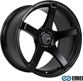 18x9.5 Enkei Kojin (Matte Black) Wheels/Rims 5x114.3 (476-895-6515BK)