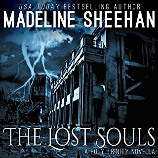 The Lost Souls audiobook cover art