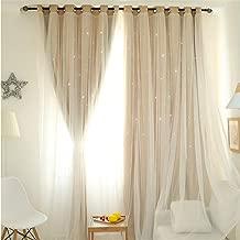 Amazon.it: tende per camera da letto doppie