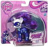 Hasbro My Little Pony Friendship is Magic Power Ponies Rarity Figure [Radiance]