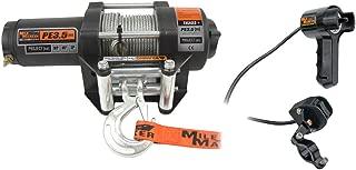 Mile Marker 77-50112BW 3500 lb ATV Winch w/Roller Fairlead & Remote