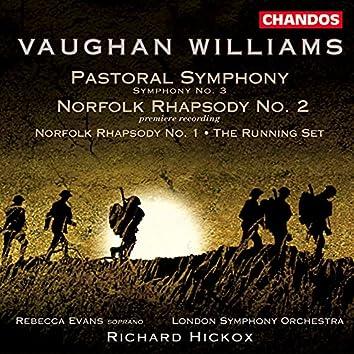 Vaughan Williams: Pastoral Symphony & Norfolk Rhapsodies