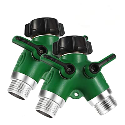 Litake Y Hose Connector, 2 Way Hose Splitter wi...